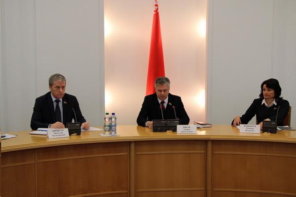 Заседание круглого стола по вопросам развития возобновляемой энергетики в Республике Беларусь